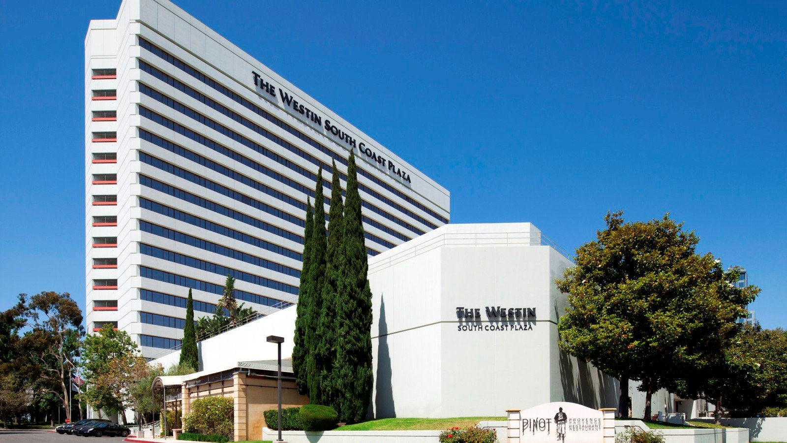 Orange County Restaurants - Westin South Coast Plaza