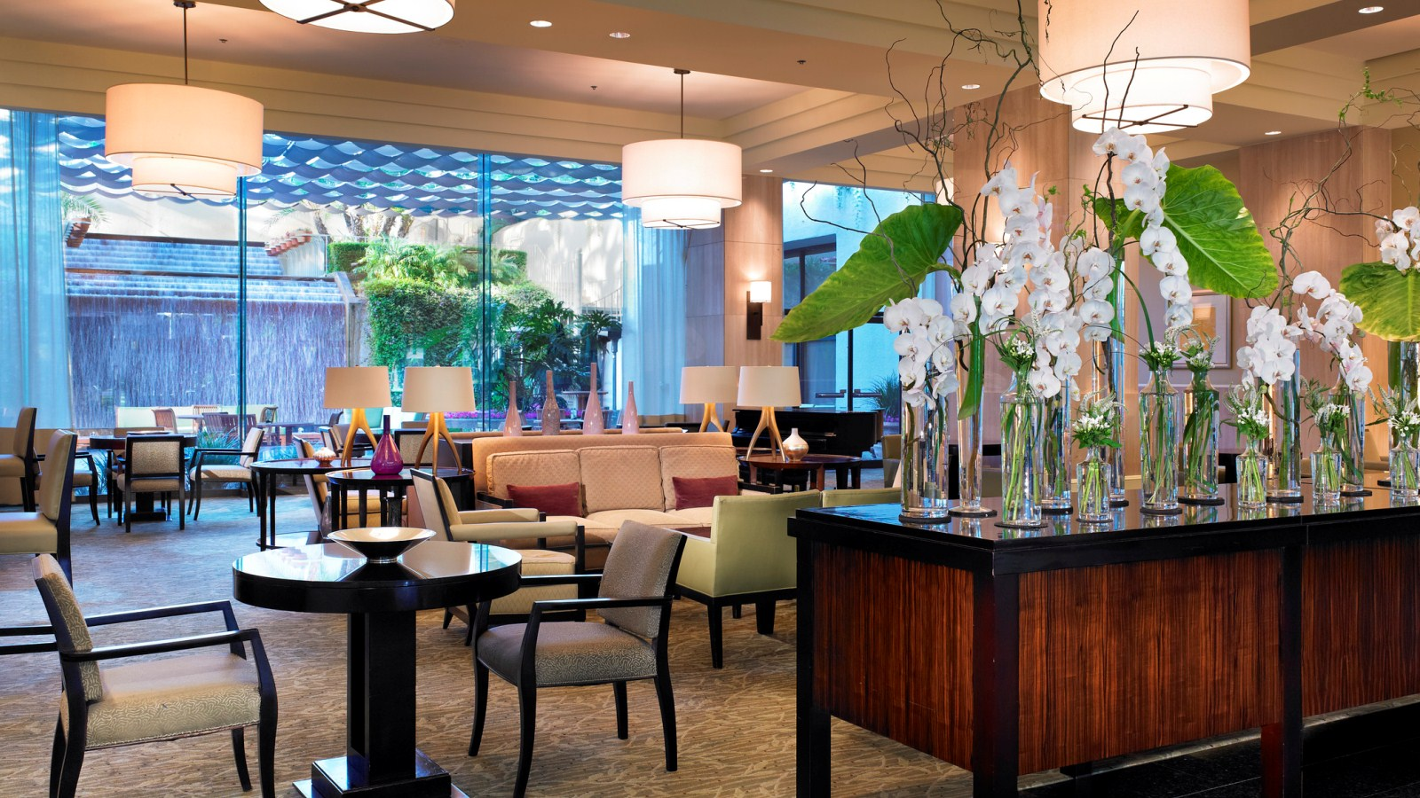 Orange County Restaurants Westin South Coast Plaza