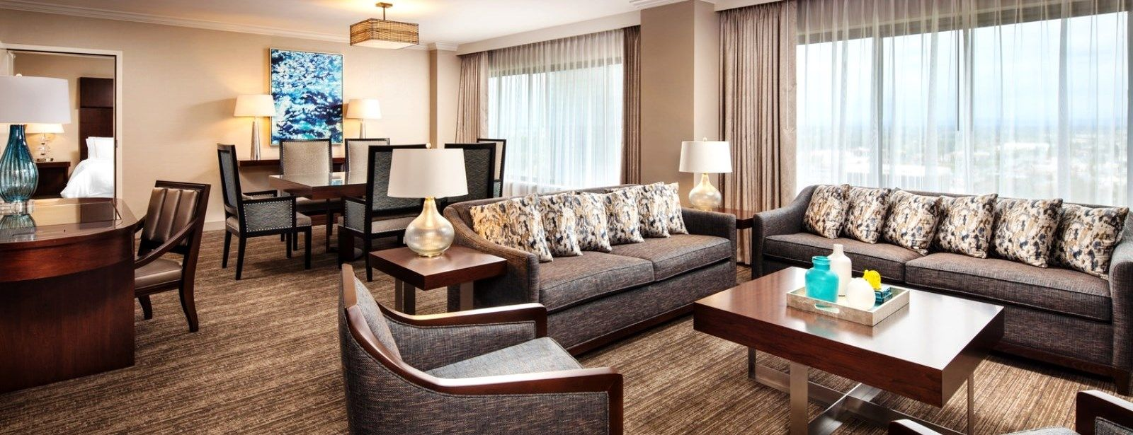 Luxury Suites | The Westin South Coast Plaza, Costa Mesa